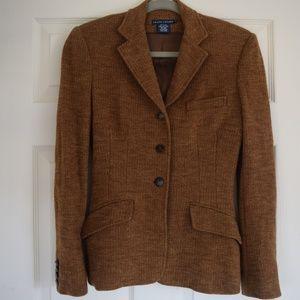 Ralph Lauren Vintage wool fitted blazer